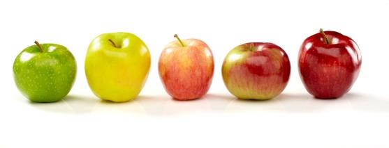 manzanas dieta